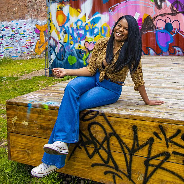 Nekia Hampton: a World of Experience Made Baltimore Feel Bigger