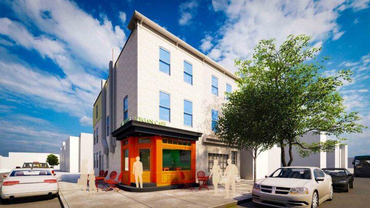 Neil Muldrow Business Development Fund Central Baltimore Partnership