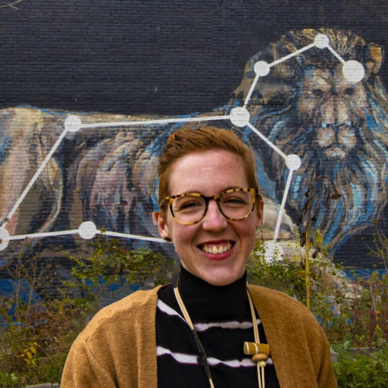 Maura Dwyer Ⓒ Edward Weiss for the Central Baltimore Partnership