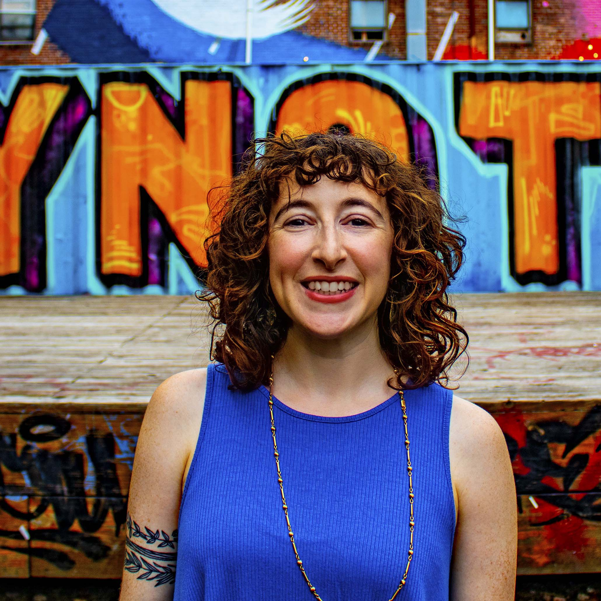 Abby Becker Ⓒ Edward Weiss for the Central Baltimore Partnership